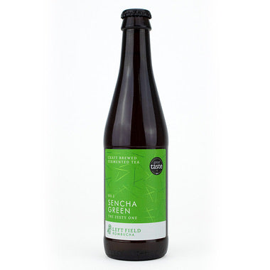 Sencha Green Tea Kombucha - 330ml