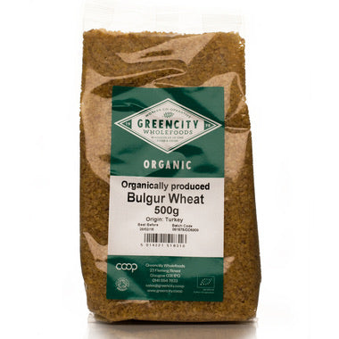 Bulgur Wheat - Organic - 500g