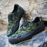 Non-slip Training Tactical Canvas Shoes