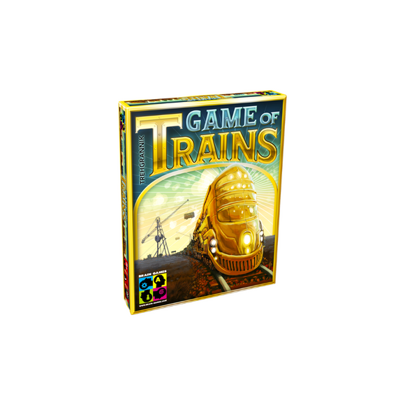 Game of Trains - Strategy Card Game