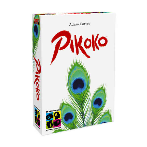 Pikoko -  Unique and Surprising Game of Logic & Deduction