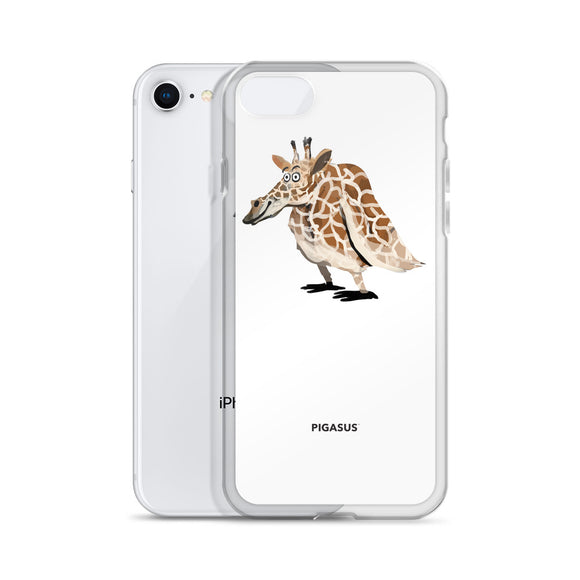 Pigaus Giraffecan | iPhone Case