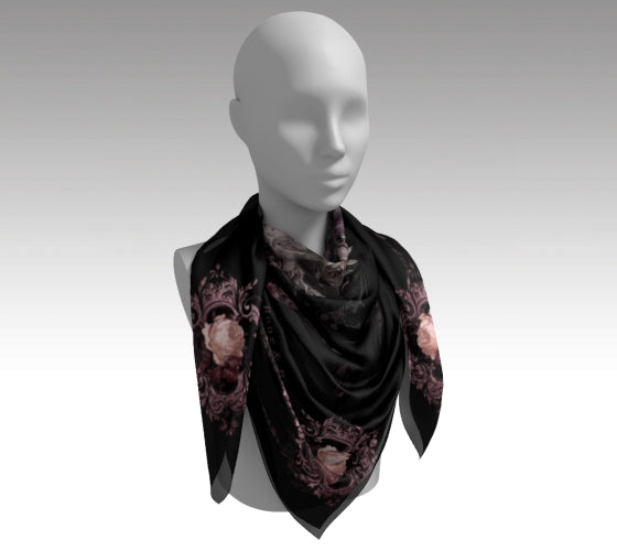 Queen Maria I Scarf
