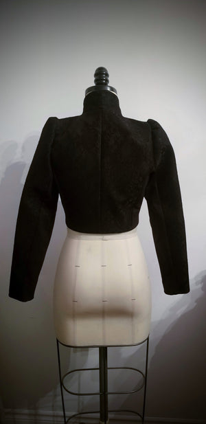 Lex Crop Jacket