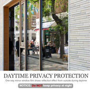Privacy Glass Tint Film