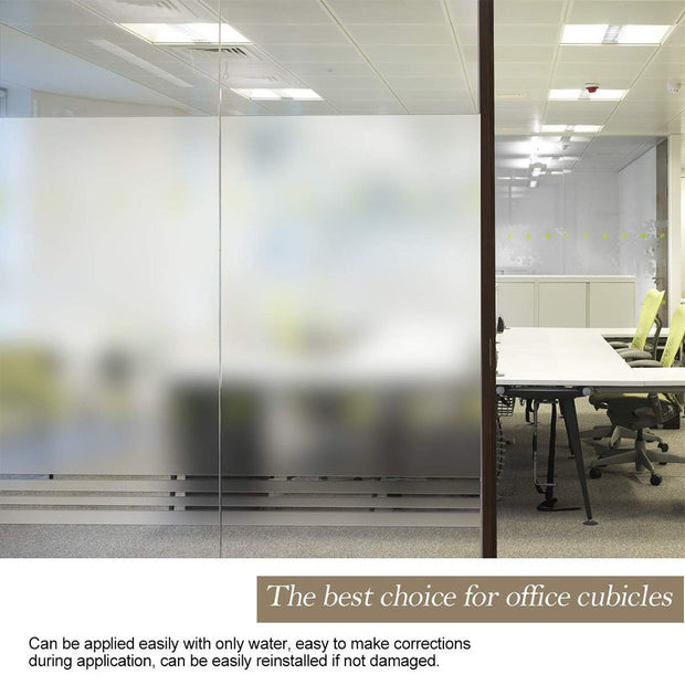 office privacy window film