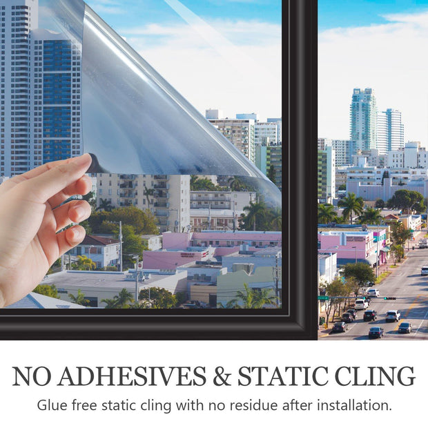 Static Cling Window Film