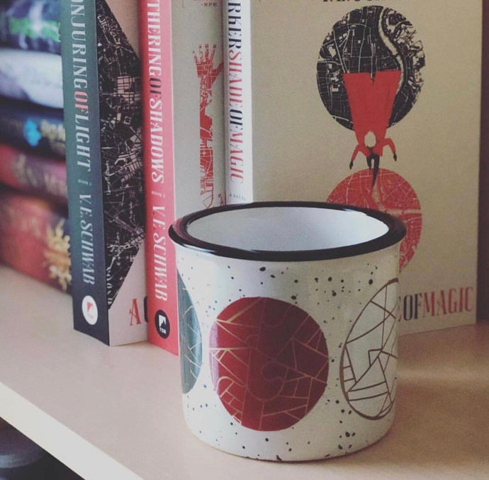 A Darker Shade of Magic Mug