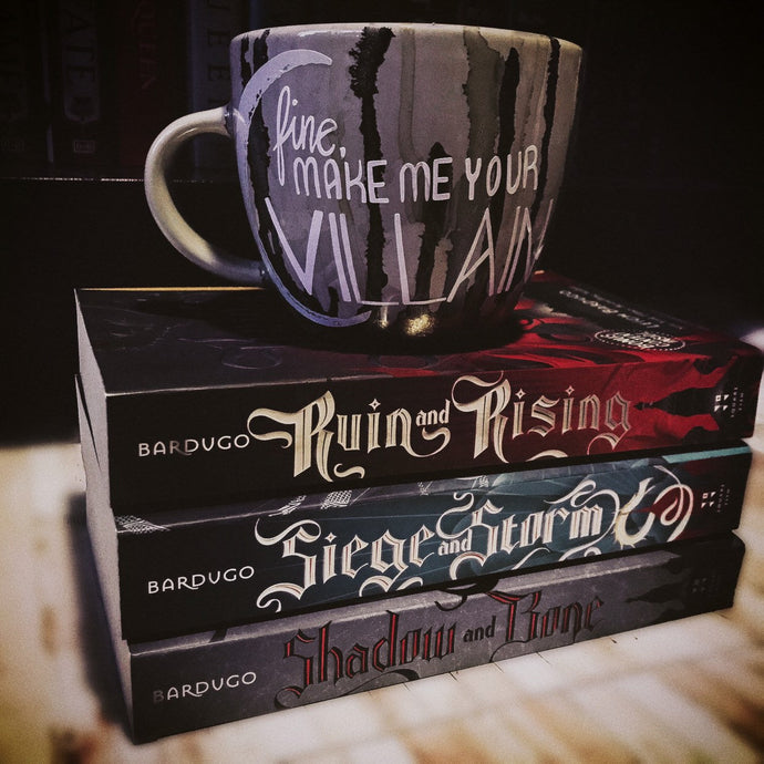 Darkling Inspired Mug
