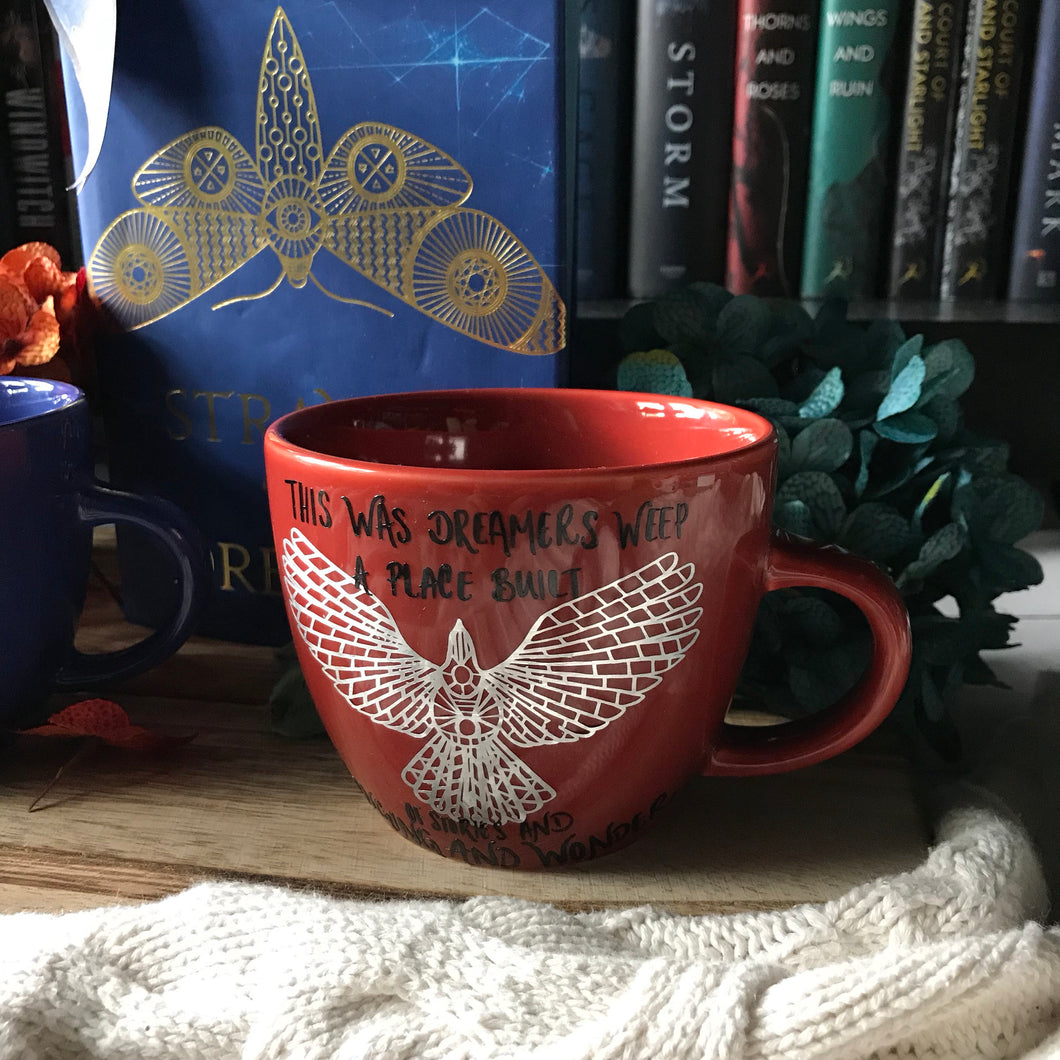 Muse of Nightmares Mug