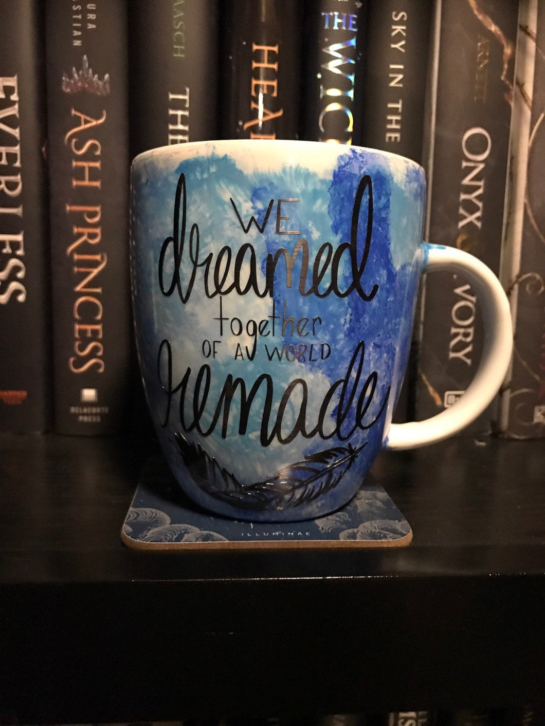 Daughter of Smoke and Bone mug