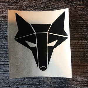 Howler decal