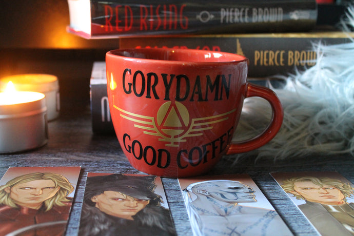 Gorydamn good mug