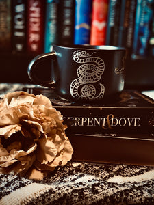 Serpent and Dove Mug