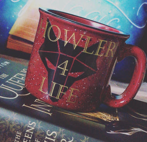 Original Howler for Life Mug