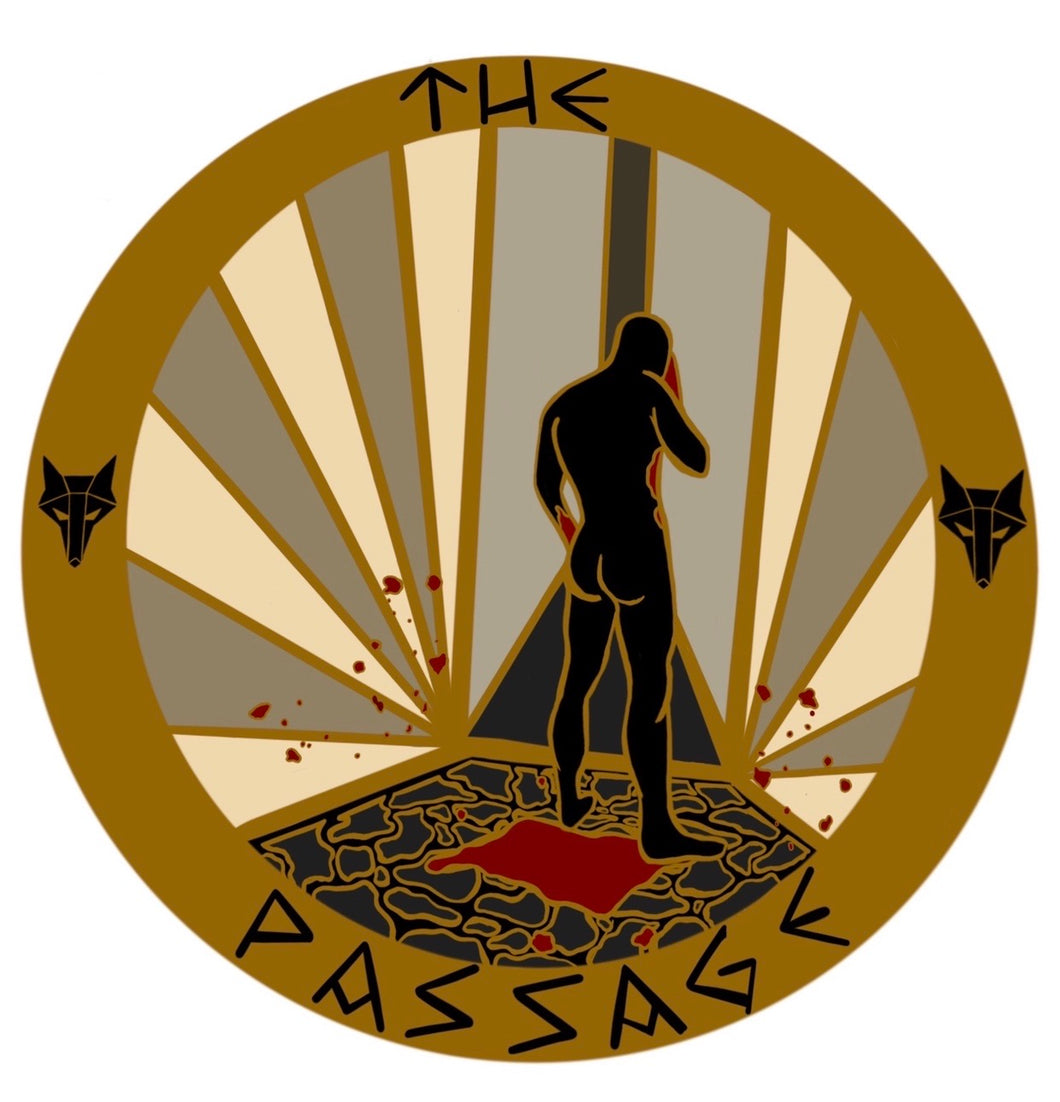 The Passage Preorder Pin