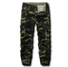 Pantalon Camouflage Jungle avec Elastique