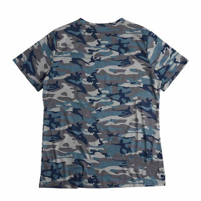 T-shirt Camouflage Femme Stylé Jungle