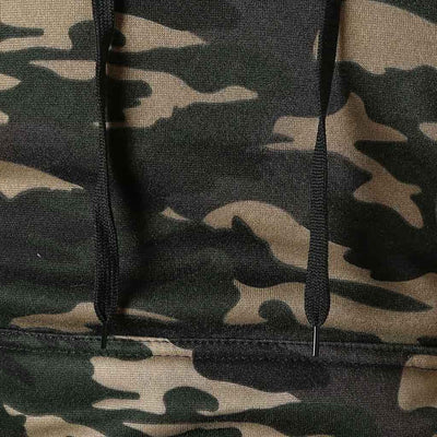 SWEAT CAMOUFLAGE STYLE HOMME