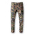 PANTALON CAMOUFLAGE<br> JEAN SKINNY HOMME