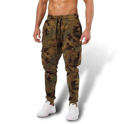 Jogging Homme Camouflage Militaire