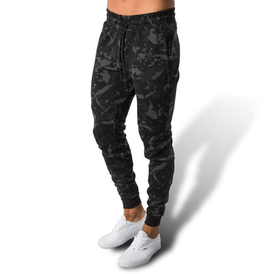 Jogging Camouflage Gris Homme