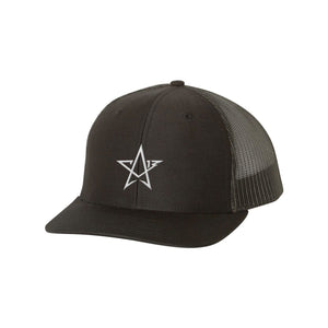 CA13 Black Logo Hat