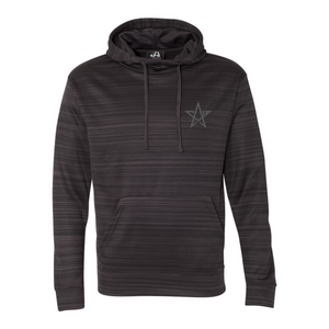 CA13 Granite Scuba Neck Fleece Hoodie