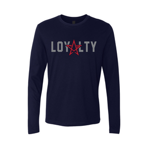 Open image in slideshow, CA13 Loyalty Long Sleeve Tee