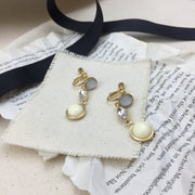 Jupiter Ear Clips - Twist Earring