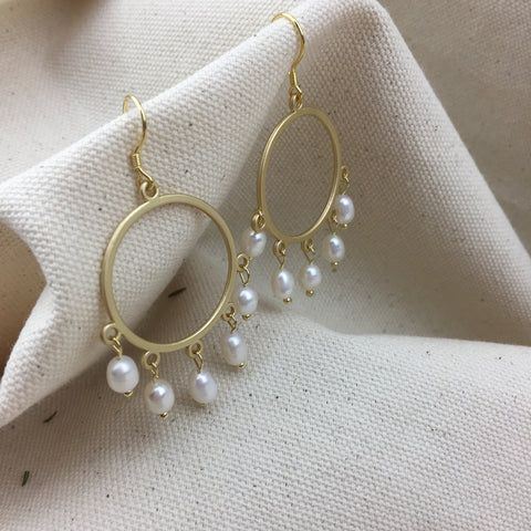Dream Weaver Earrings - Twist Earring