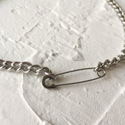 Safety Pin Choker