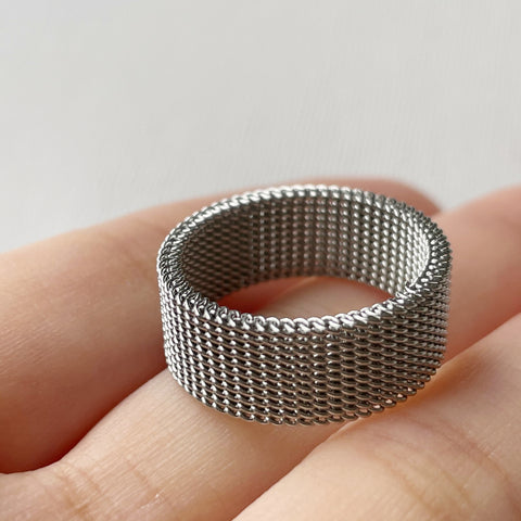 The Mesh Ring-Women