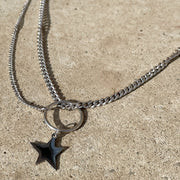 Walking Star Necklace