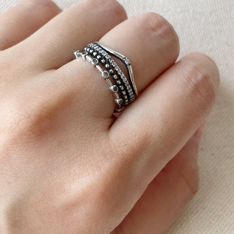 Multi Stacked Ring