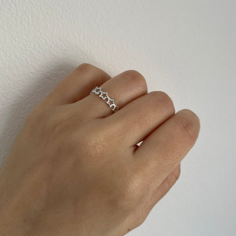 Star Lace Ring