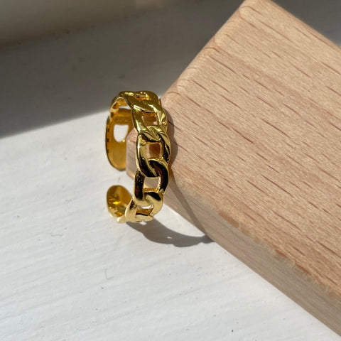 Flat Chain Ring