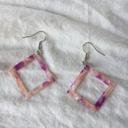 Square Me Earrings