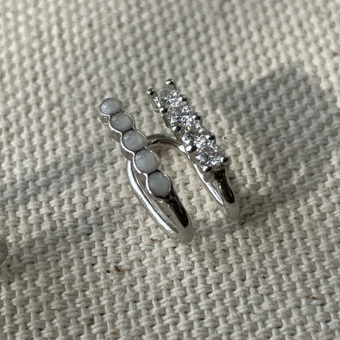 CZ Diamond Ear Cuff