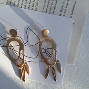 Holly Earrings - Twist Earring