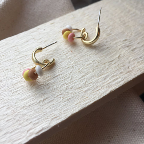 Beans Earrings