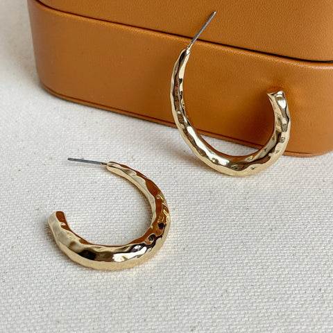 CC Hoops Earrings