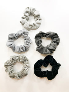 Small regular scrunchies