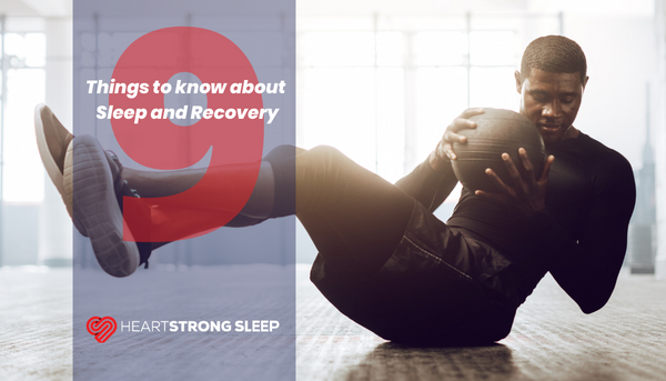 9 Things Every Athlete Needs to Know About Sleep and Recovery