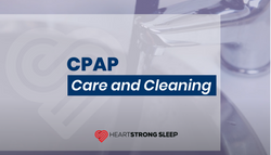 CPAP Care, Cleaning and Resupply Schedule