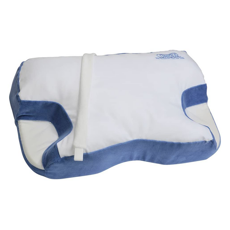 Contour CPAPMax Pillow 2.0 with Pillow Cover - Heartstrong Sleep