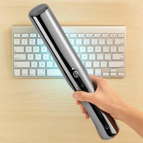 Lumin Wand - Handheld UV Sanitizer - Heartstrong Sleep
