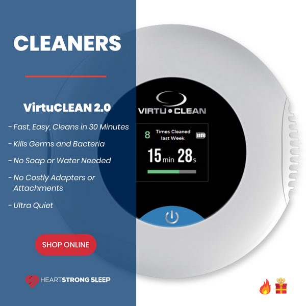 Virtuox VirtuCLEAN 2.0 - Heartstrong Sleep