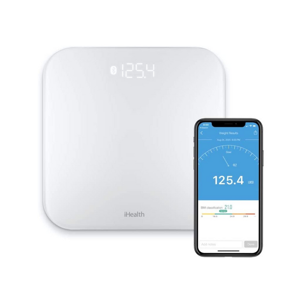 iHealth Smart Scale by Lina - Heartstrong Sleep