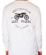 Classic Long Sleeve - White